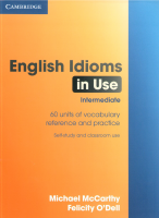 English Idioms in Use Advanced with answers