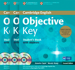 Серия Objective Key Second Edition  - изображение