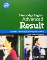 Cambridge English: Advanced Result Student's Book with Online Practice