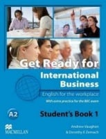 Get Ready for International Business with BEC practice 1 Student's Book
