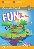 Fun for Movers 4th Edition Student's Book with Downloadable Audio and Online Activities