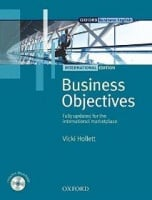 Business Objectives International Edition Class CD