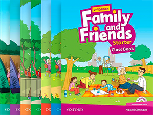 Серия Family and Friends 2nd Edition - изображение
