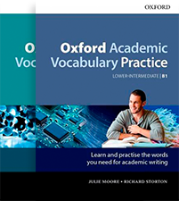 Серия Oxford Academic Vocabulary Practice  - изображение
