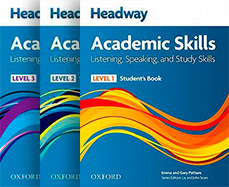 Серия New Headway Academic Skills: Listening, Speaking and Study Skills  - изображение