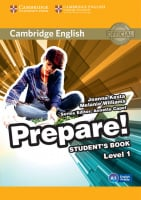 Cambridge English Prepare! 1 Class Audio CDs