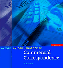 Серия Oxford Handbook of Commercial Correspondence New Edition  - изображение