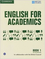 English for Academics 1 with Free Online Audio