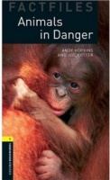 Animals in Danger with Audio CD