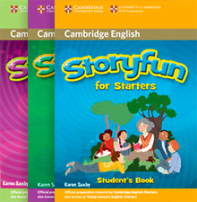 Серия Storyfun for Starters, Movers, Flyers  - изображение