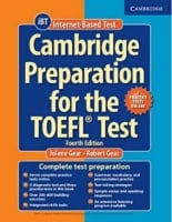 Cambridge Preparation for the TOEFL Test iBT Fourth Edition with Online Practice Tests and Audio CDs