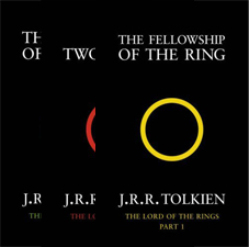 Серия The Lord of the Rings Black Edition  - изображение