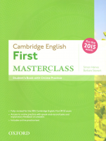 Cambridge English: First Masterclass Student's Book with Online Practice