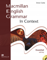 Macmillan English Grammar In Context Advanced without key with CD-ROM
