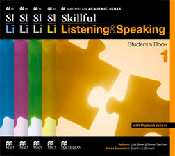 Серия Skillful: Listening and Speaking  - изображение