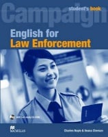 English for Law Enforcement Audio CD