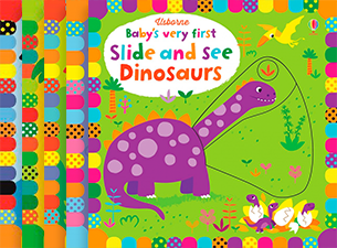 Серия Usborne Baby's Very First Slide and See Books  - изображение