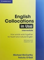 English Collocations in Use Second Edition Intermediate with answer key