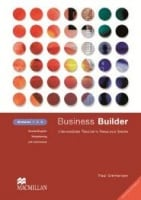Business Builder Modules 1-3 Teacher's Resource Book