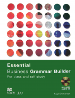 Essential Business Vocabulary Builder with Audio CD