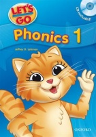 Let's Go 3 Phonics Book with CD