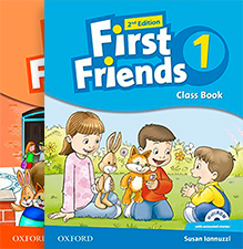 Серия First Friends 2nd Edition - изображение