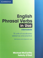 English Phrasal Verbs in Use Advanced with answers