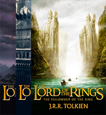 Серия The Lord of the Rings Film tie-in edition  - изображение