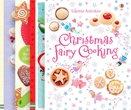 Серия Usborne Children's Cookbooks and Cooking Kits  - изображение