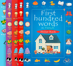 Серия Usborne First Hundred Words In...  - изображение