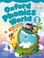 Oxford Phonics World 1: The Alphabet Student's Book with MultiROM