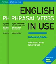 Серия English Phrasal Verbs in Use  - изображение