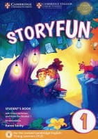 Storyfun for Starters, Movers, Flyers Second Edition