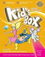 Kid's Box Updated Second Edition