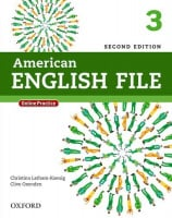 American English File Second Edition 3 Student's Book with Online Practice