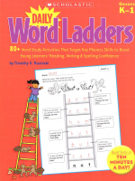 Daily Word Ladders Grades 1–2