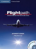 Flightpath Student's Book with Audio CD and DVD