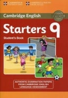 Cambridge English: Starters 9 Student's Book