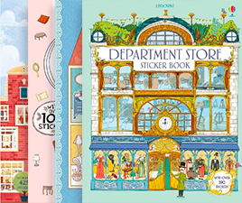 Серия Doll's House Sticker Books  - изображение