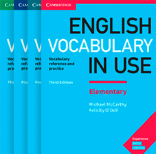 Серия English Vocabulary in Use  - изображение