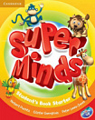 Super Minds Starter Class Audio CDs