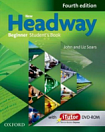New Headway Fourth Edition Beginner Workbook with key and iChecker CD-ROM